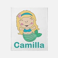 Camilla's Throw Blanket
