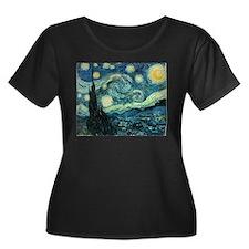 Vincent van Gogh's Starry Night T