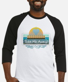 Take Me Away Baseball Jersey