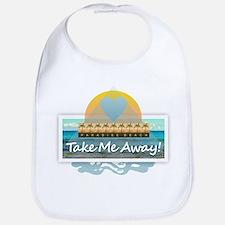 Take Me Away Bib