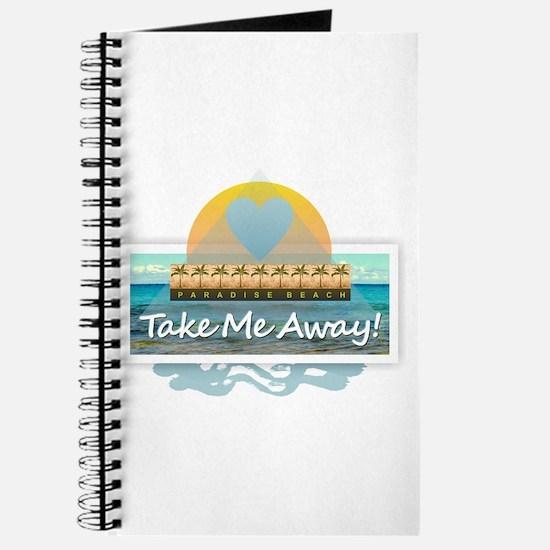 Take Me Away Journal