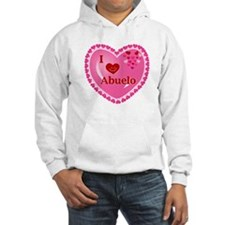 I heart Abuelo Hoodie