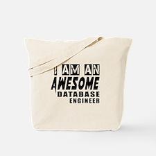 I Am Database engineer Tote Bag
