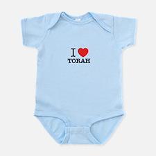 I Love TORAH Body Suit