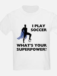 Soccer Superhero T-Shirt