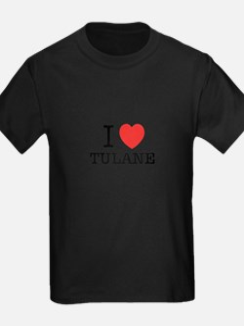 I Love TULANE T-Shirt