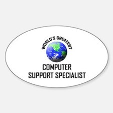 World's Greatest COMPUTER SUPPORT SPECIALIST Stick