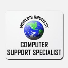 World's Greatest COMPUTER SUPPORT SPECIALIST Mouse
