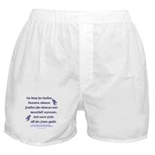 Beowulf's Dragons Boxer Shorts