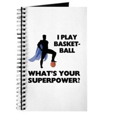 Basketball Superhero Journal