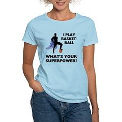 Basketball Superhero T-Shirt