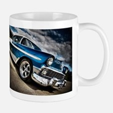 Retro car Mugs