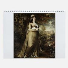 Opera Art Wall Calendar