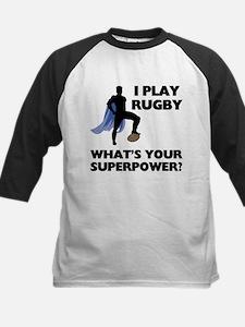 Rugby Superhero Tee