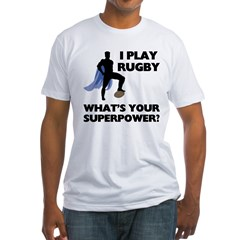 Rugby Superhero Shirt