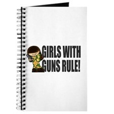 Girls With Guns Rule Journal