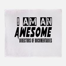I Am Directors and producers of docu Throw Blanket