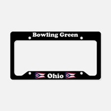 Bowling Green OH - LPF License Plate Holder