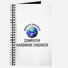 World's Greatest COMPUTER HARDWARE ENGINEER Journa