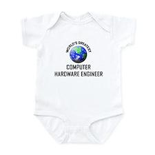 World's Greatest COMPUTER HARDWARE ENGINEER Infant