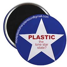 Plastic in the Ocean Magnet
