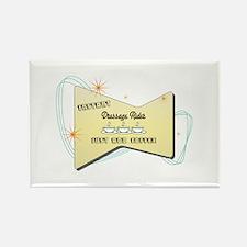 Instant Dressage Rider Rectangle Magnet (100 pack)