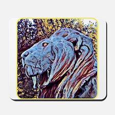 NY CARLSBERG GLYPTOTEK LION Mousepad