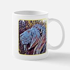NY CARLSBERG GLYPTOTEK LION Mugs