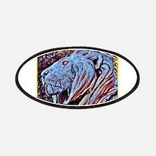 NY CARLSBERG GLYPTOTEK LION Patch