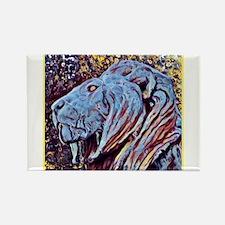 NY CARLSBERG GLYPTOTEK LION Magnets