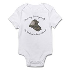 Home With Me Infant Bodysuit