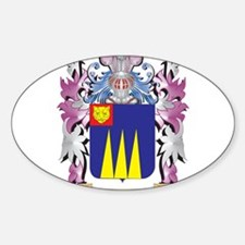 Piloto Coat of Arms - Family Crest Decal