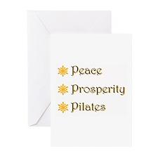 Unique Yoga Greeting Cards (Pk of 10)