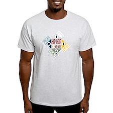 Hip Hop Elements T-Shirt