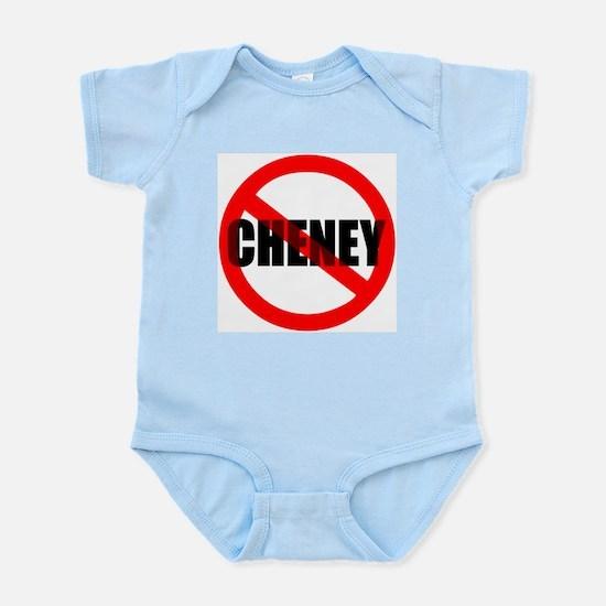 No Cheney Infant Bodysuit
