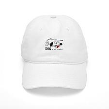 DOG is my co-pilot Baseball Cap