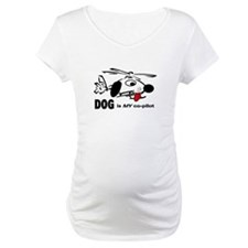 DOG is my co-pilot Shirt
