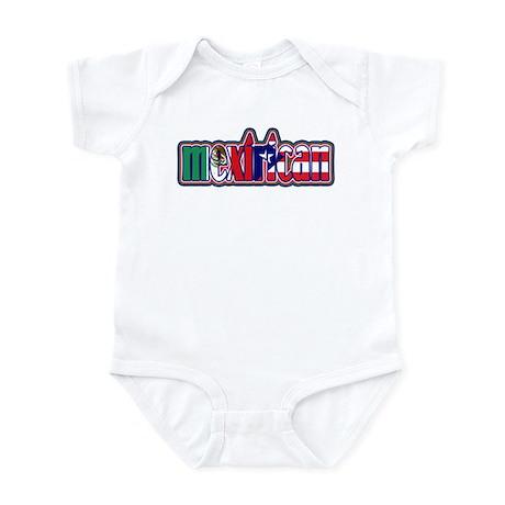 Mexirican Infant Bodysuit