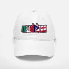 Mexirican Baseball Baseball Cap