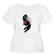 Kokopelli Bagpipes T-Shirt