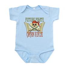 Captain Kenzie Infant Bodysuit