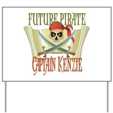 Captain Kenzie Yard Sign