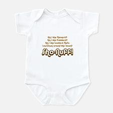 sho nuff Infant Bodysuit