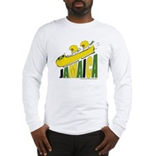 Jamaican Bobsled Long Sleeve T-Shirt