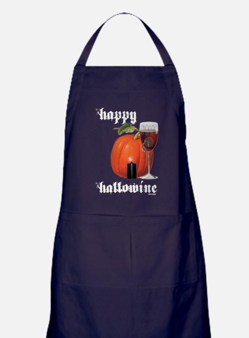 Cute Holiday and events Apron (dark)