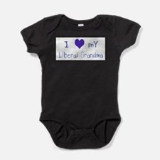 Cool Democrat baby Baby Bodysuit