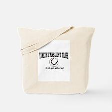 YANKEE FANS AIN'T TRASH Tote Bag