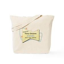 Instant Database Administrator Tote Bag