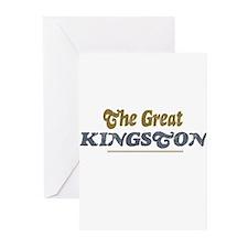 Kingston Greeting Cards (Pk of 10)