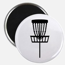 "Disc golf 2.25"" Magnet (100 pack)"